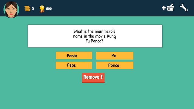 Quizly Characters- Test your animated movie skills, guess the characters and which celebrities voiced them. madagascar characters