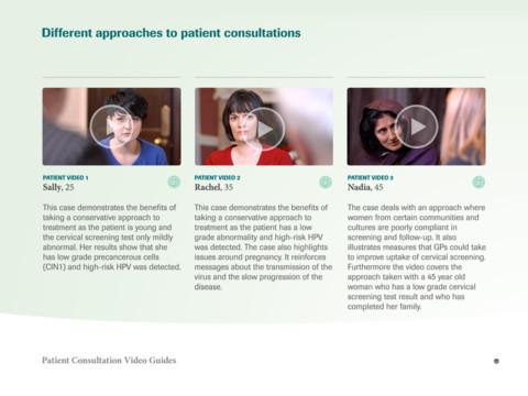 cervical cancer screening essay