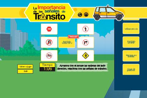 Señales de transito para niños de preescolar - Imagui