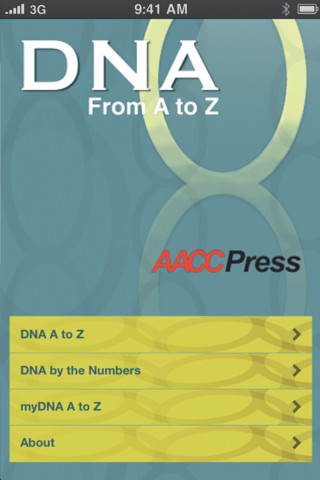DNA A to Z ancestry dna