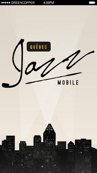 Québec Jazz Mobile quebec flag