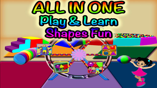 123 All In One Shapes Fun Gymboree - The Best Educational Balloons Shape Learning Games gymboree outlet