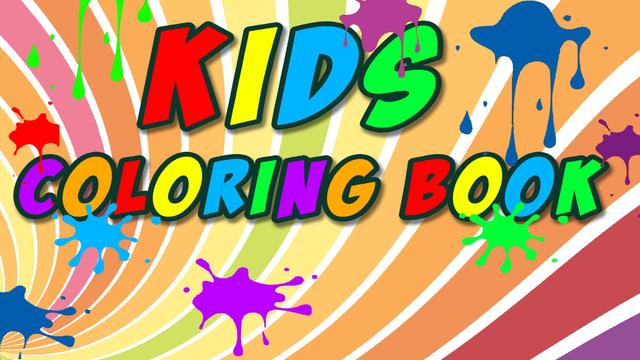 Kids Coloring Book - Learning Fun Educational Book App! book cataloging app