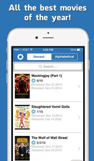 Movie Reviews - The #1 App for Movies and TV Reviews with Facebook Rating! camera reviews