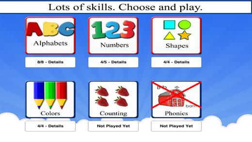 Toddler Fun - Montessori Activities with Alphabet Handwriting And Endless Fun Games games fun