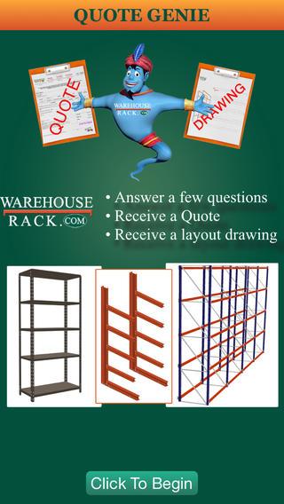 Warehouse Rack Quote Genie home storage shelving systems