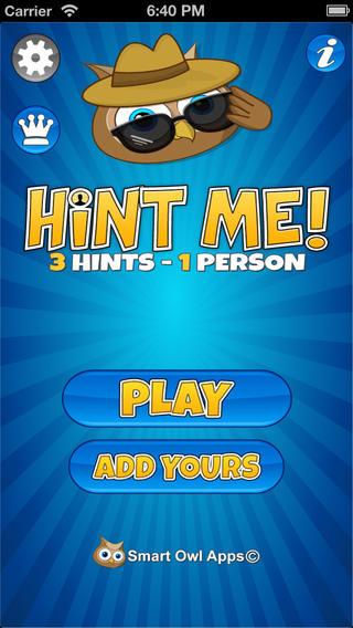 Hint Me! - Famous People Trivia famous musicians