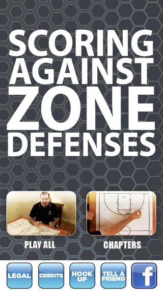 Scoring Against Zone Defense - Youth Basketball - With Coach Lason Perkins - Full Court Basketball Toolbox 1 Training Instruction basketball equipment training