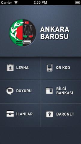 Ankara Barosu ankara