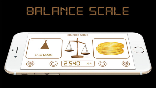 Balance Scale - Digital Scale Free - Weight Scale - Simple Scale - Pocket Scale