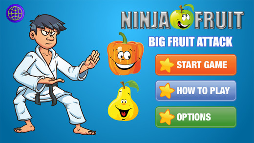 Ninja Vs Fruits - No one Dies Today - Fight with fruits!