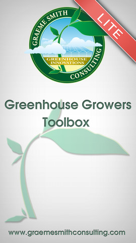 Greenhouse Growers Toolbox