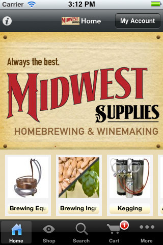 Brew & Wine film making supplies