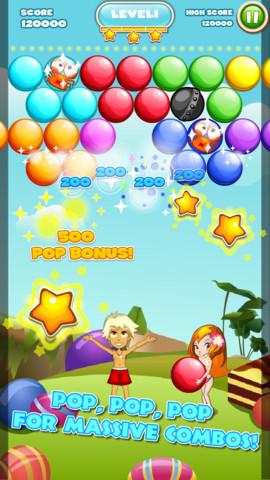 Bubble Seasons