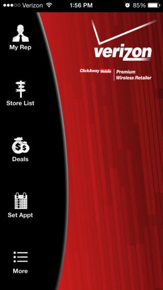 Clickaway Mobile smartphone deals verizon