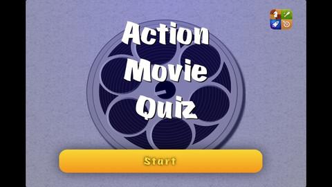 Action Movie Quiz action and adventure movie