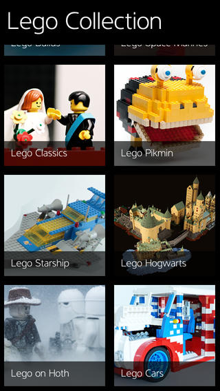 WallpaperApp For Lego 1.0 App For IPad, IPhone