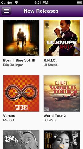 Spinrilla - Mixtapes For Free