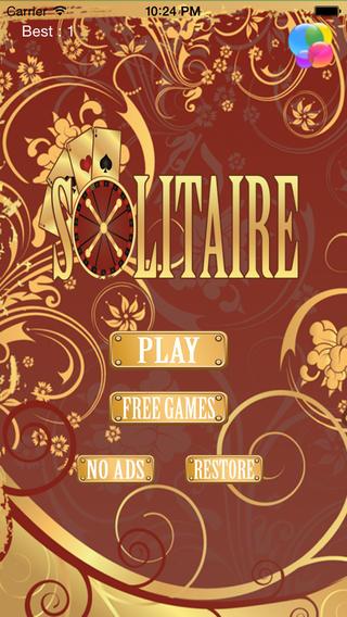 A Classic Fun Solitaire - The Fairway Fun Word of Card Games games fun