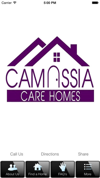 Camassia 2 personal care homes