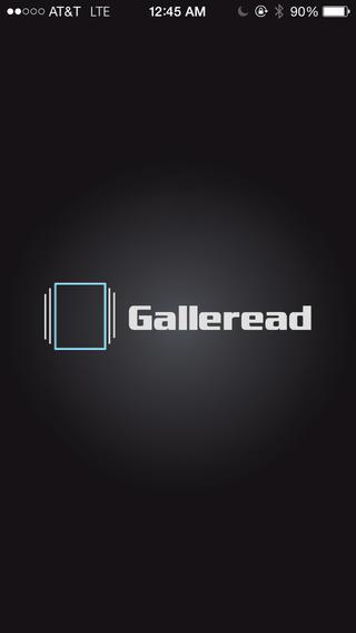 Galleread websites for francophiles