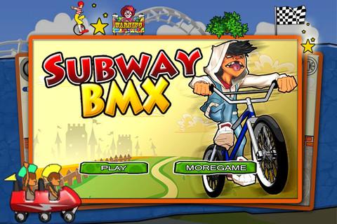 Subway BMX