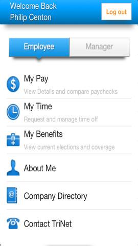 TriNet Mobile