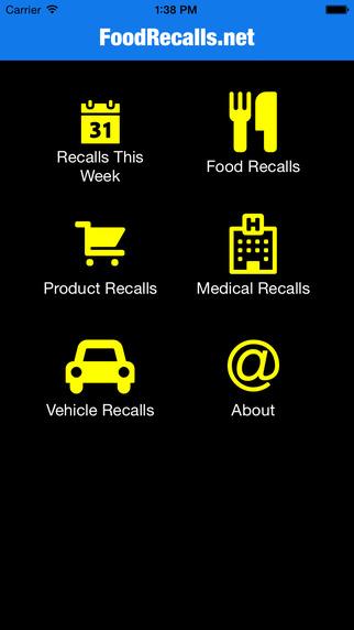 FoodRecalls.net hyundai recalls