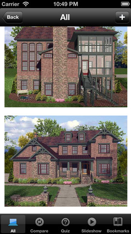 Craftsman - House Plans