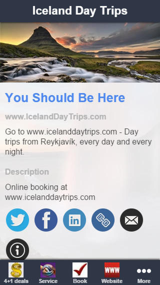 Daytrip Coupons Iceland 4+1 iceland blue lagoon