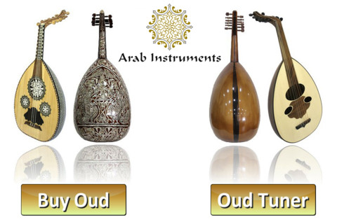 Oud Tuning by Ear - Oud for Guitarists