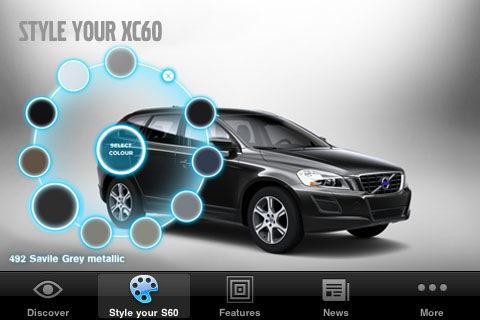 Volvo XC60 volvo s90