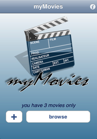 my-Movies book cataloging app