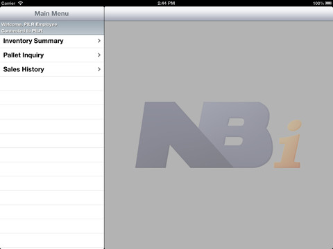 iNBi for iPad
