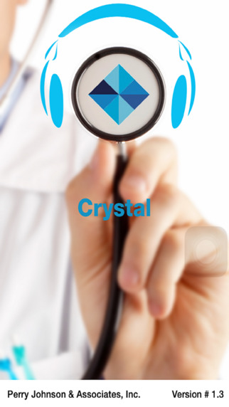 Crystal Dictate medical transcription at home