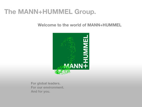 MANN+HUMMEL Industrial business industrial systems