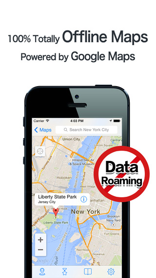Offline Maps - for Google Maps with Offline Search offline maps download