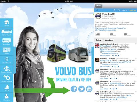 Volvo Bus volvo s90