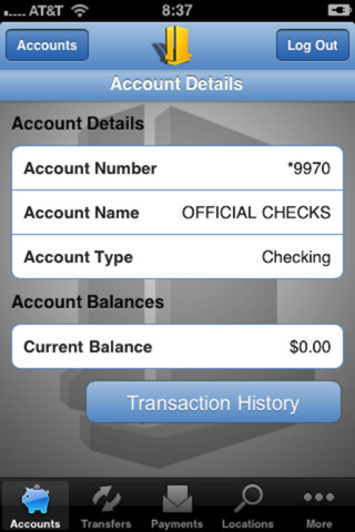 First Federal Bank of Florida Mobile Banking
