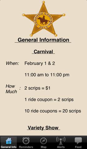 iCarnival Punahou Carnival