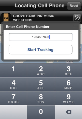 Super cell phone tracker free app for ipad iphone