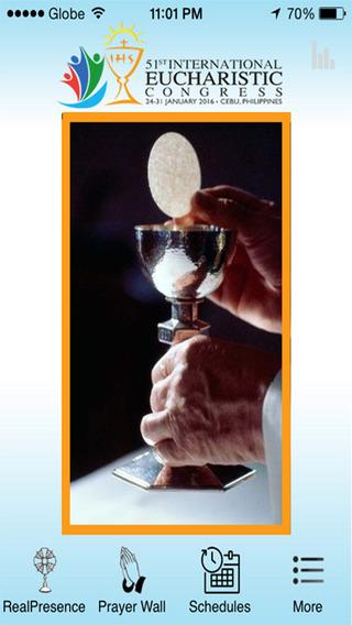 Real Presence - IEC 2016 (International Eucharistic Congress 2016) holidays 2016