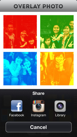 Overlay Photo
