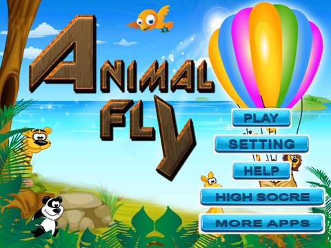 Animal Fly HDFree