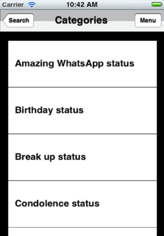 Status Buzz for WhatsApp 1.0