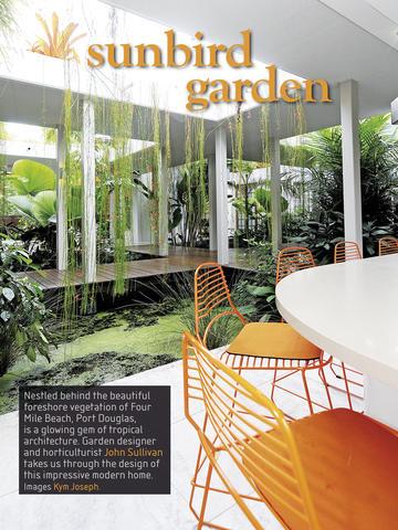 SubTropical Gardening Magazine gardening zones map