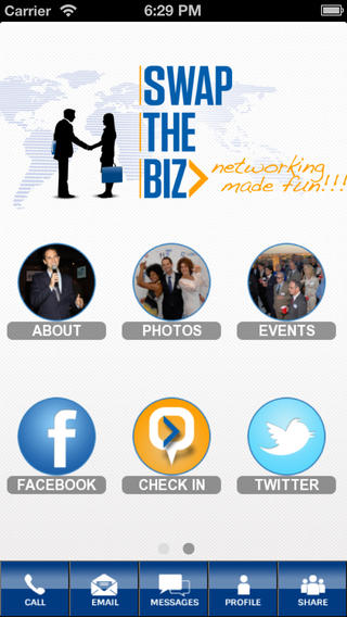 Swap The Biz pros of social networking