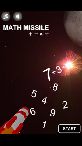 Math Missile I
