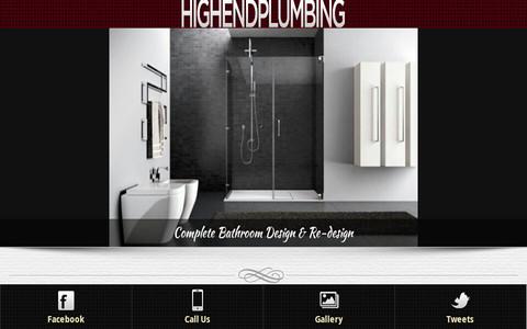 High End Plumbing high end audio equipment