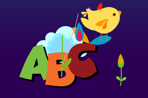 ABC Baby Flash Card